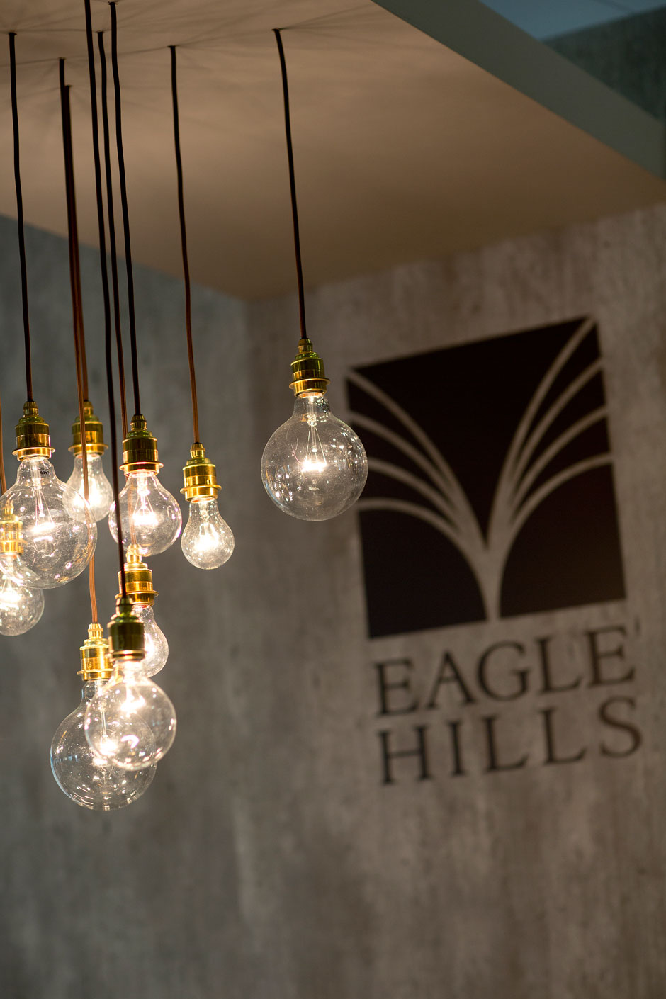 Eagle Hills Exhibition Stand, Palais Des Festivals, Cannes 2015