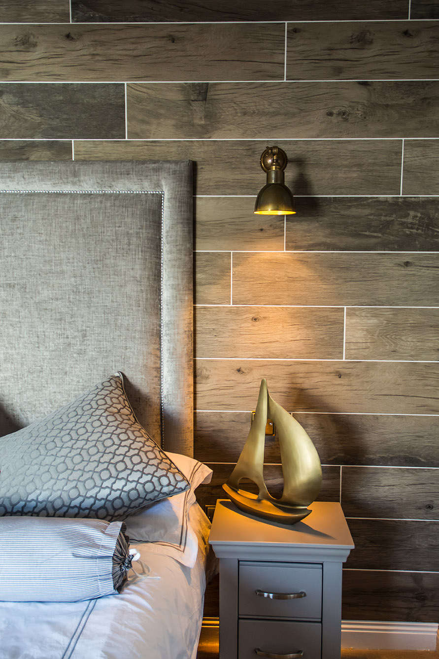 The Bayview Boutique Hotel, Kilkee. Design by Tess Stanford Interior Architects