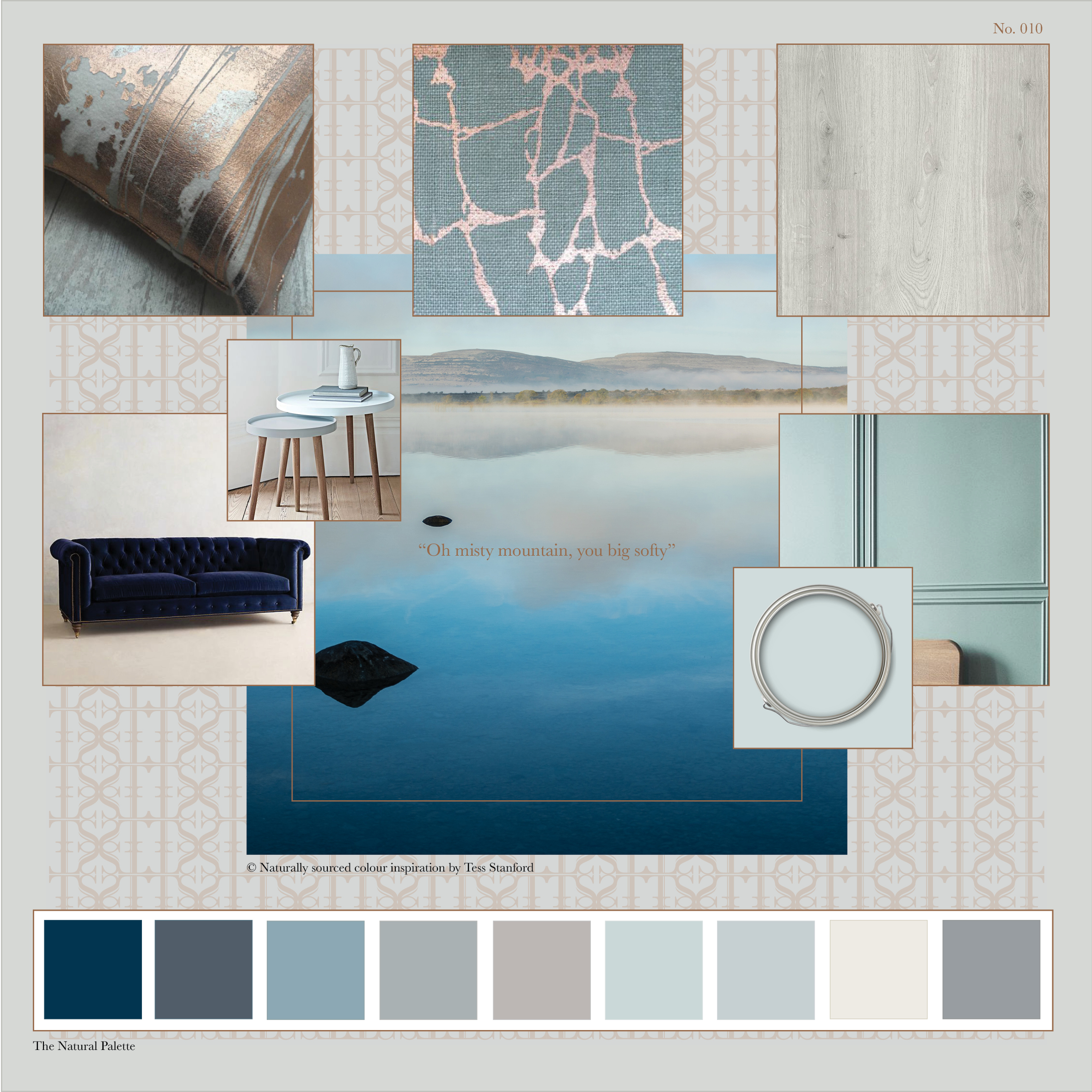 Tess Stanford Interior Design Colour Inspiration Blog No 010