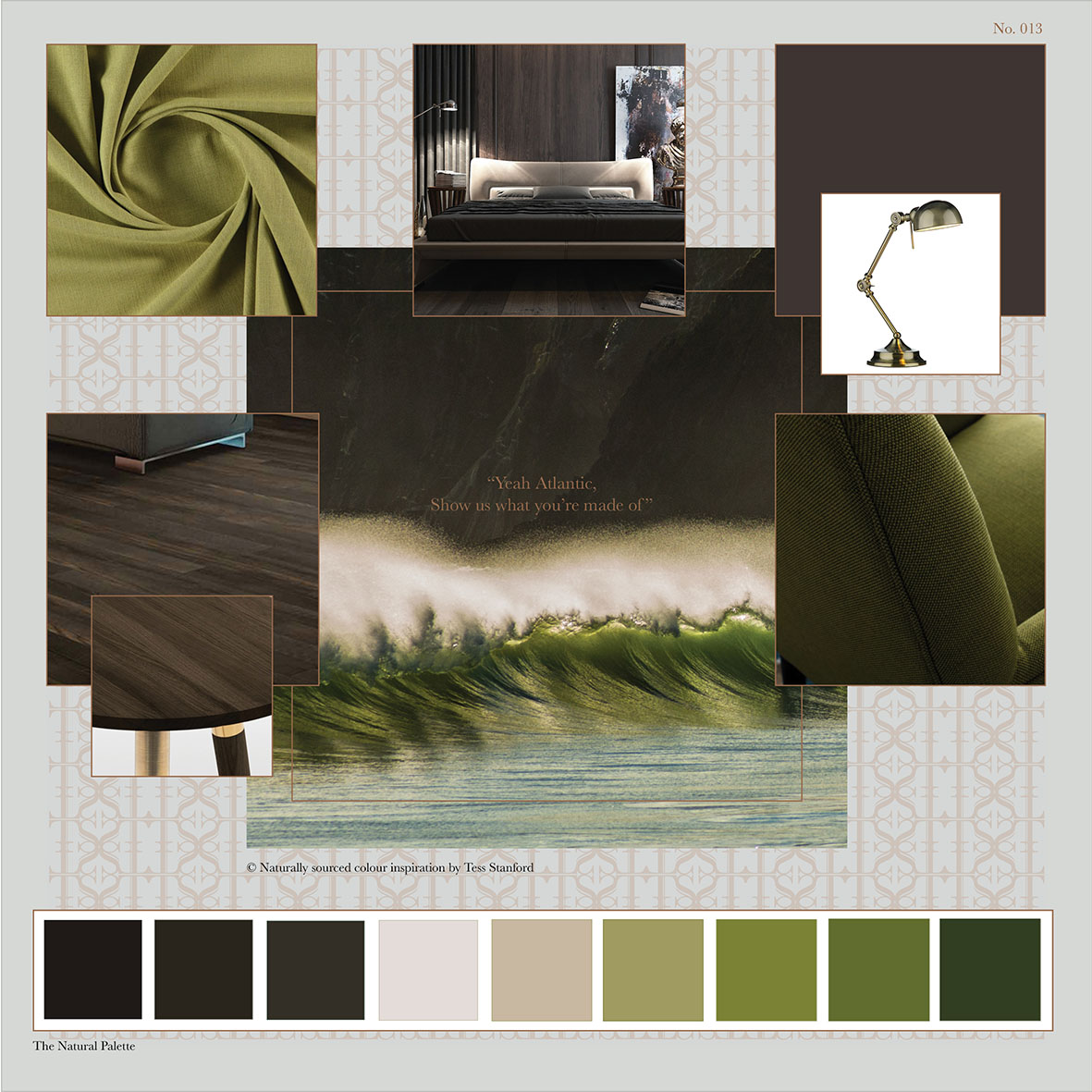 Tess Stanford Interior Design Colour inspiration Blog No 013
