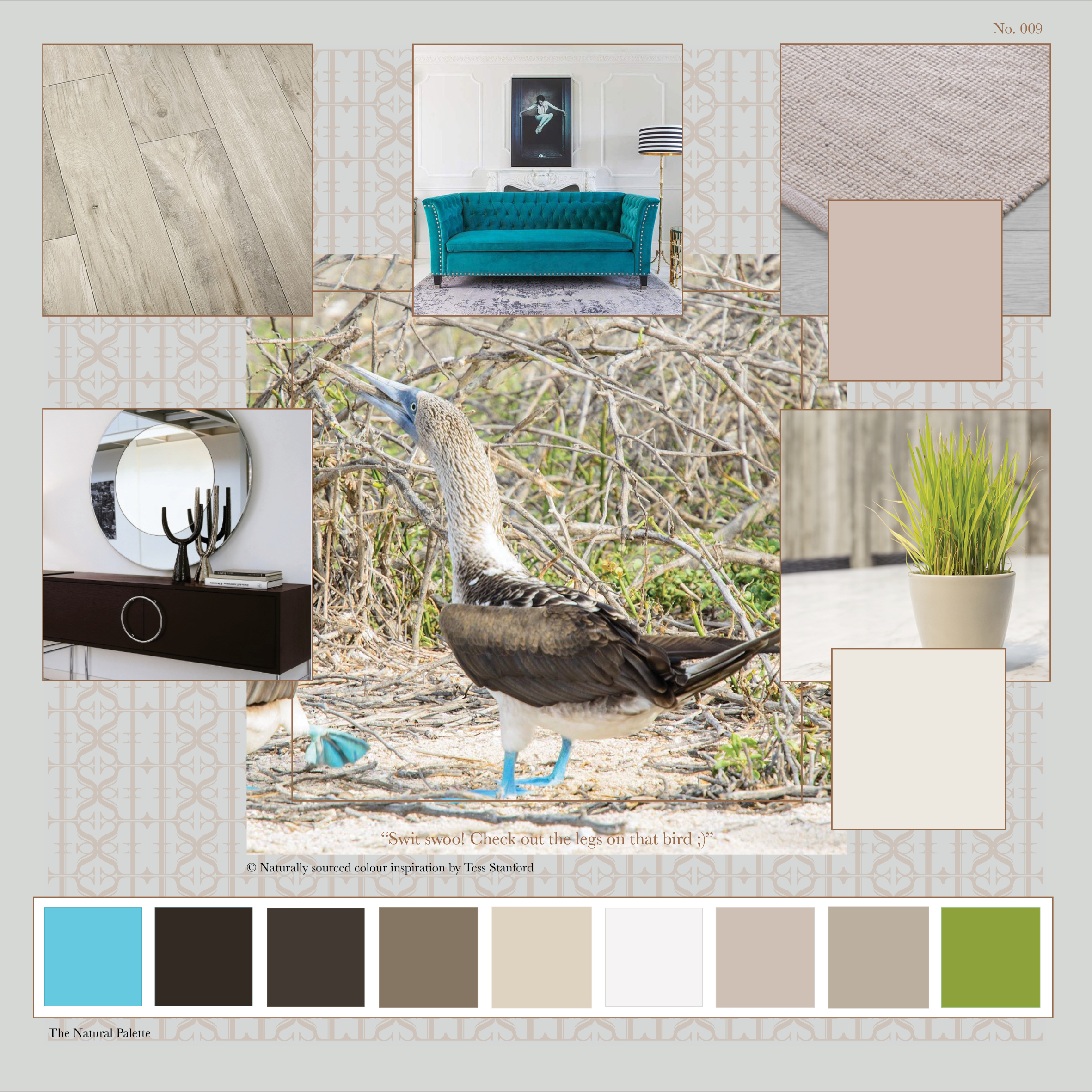 Tess Stanford Interior Design Colour Inspiration Blog No 007