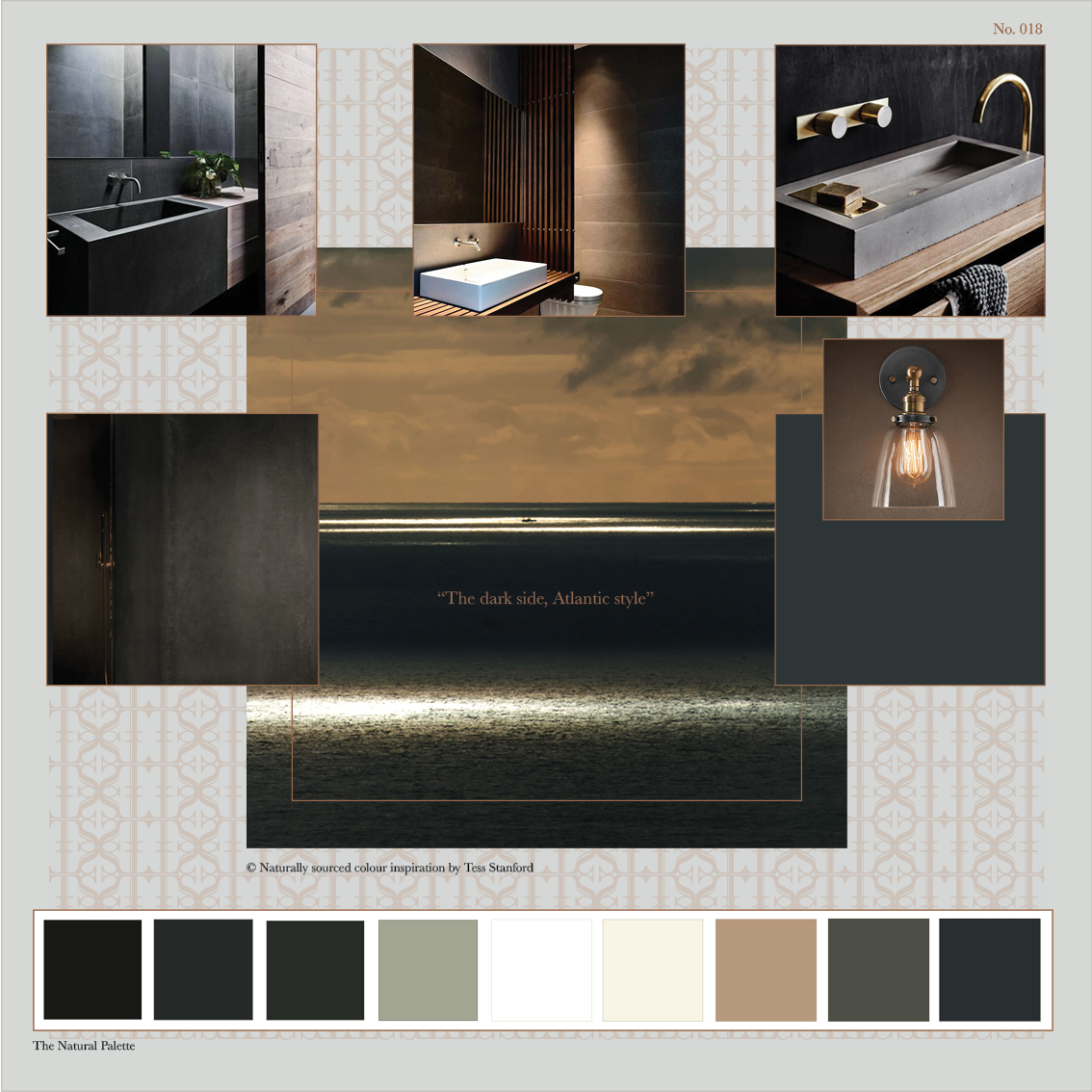 Tess Stanford Interior Design Colour Inspiration Blog No 018