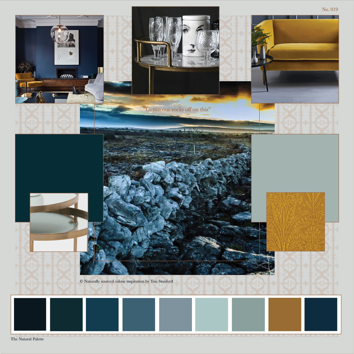 Tess Stanford Interior Design Colour Inspiration Blog No 019
