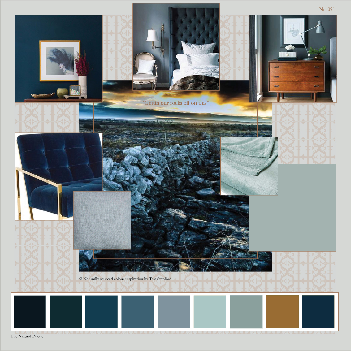 Tess Stanford Interior Design Colour Inspiration Blog No 021